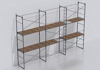 scaffold set