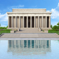 Lincoln Memorial, Washington, D.C., U.S.