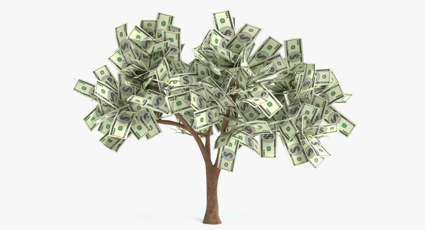 money tree 3D