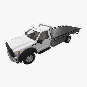 f-550 wrecker model