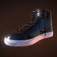 Air Jordans (Gold & Black)