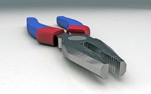 3D plier