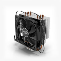 3D deepcool gammaxx 400 model