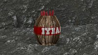 dynamite barrell 3D model