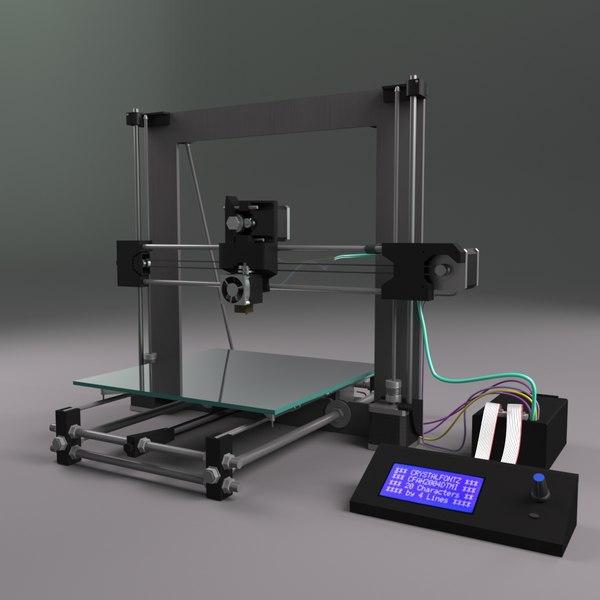 3D printer 3 model