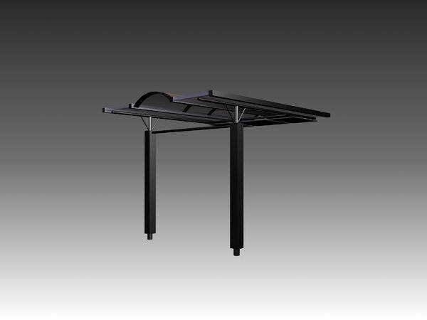 visor exposition 3D model