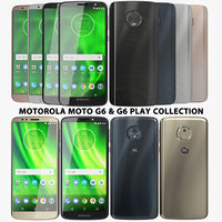 Motorola Moto G6 & G6 Play Collection