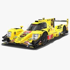 jdc miller motorsports oreca 3D model