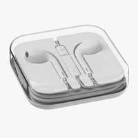 3D apple earbuds case