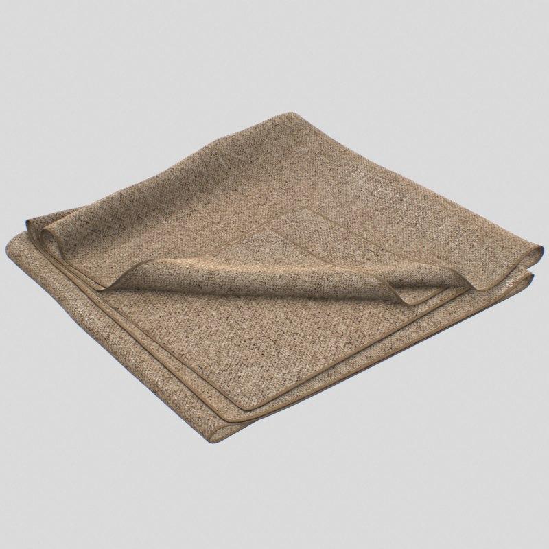blanket v1 fabric 3D