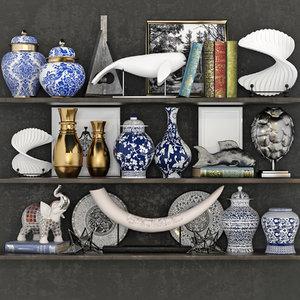3D a shelf
