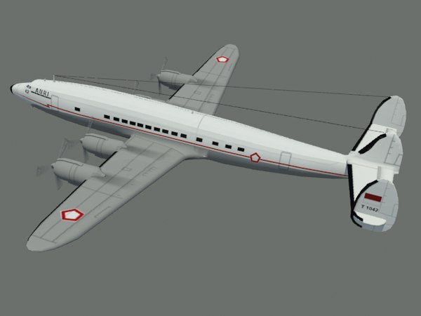 3D indonesia air force