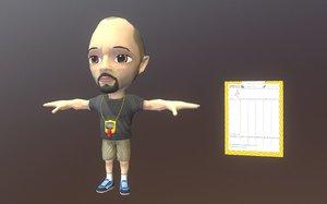 coach games 3D