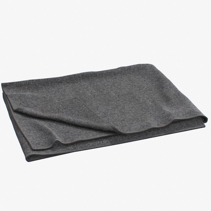 blanket v2 3D