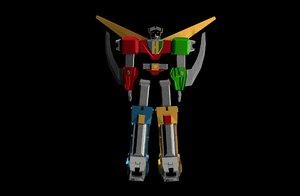 hesman robot 3D model