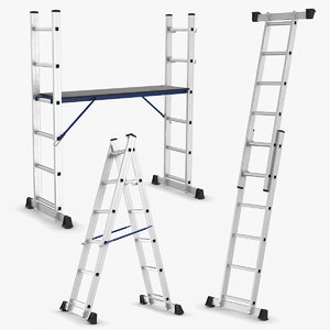 3D ladder set