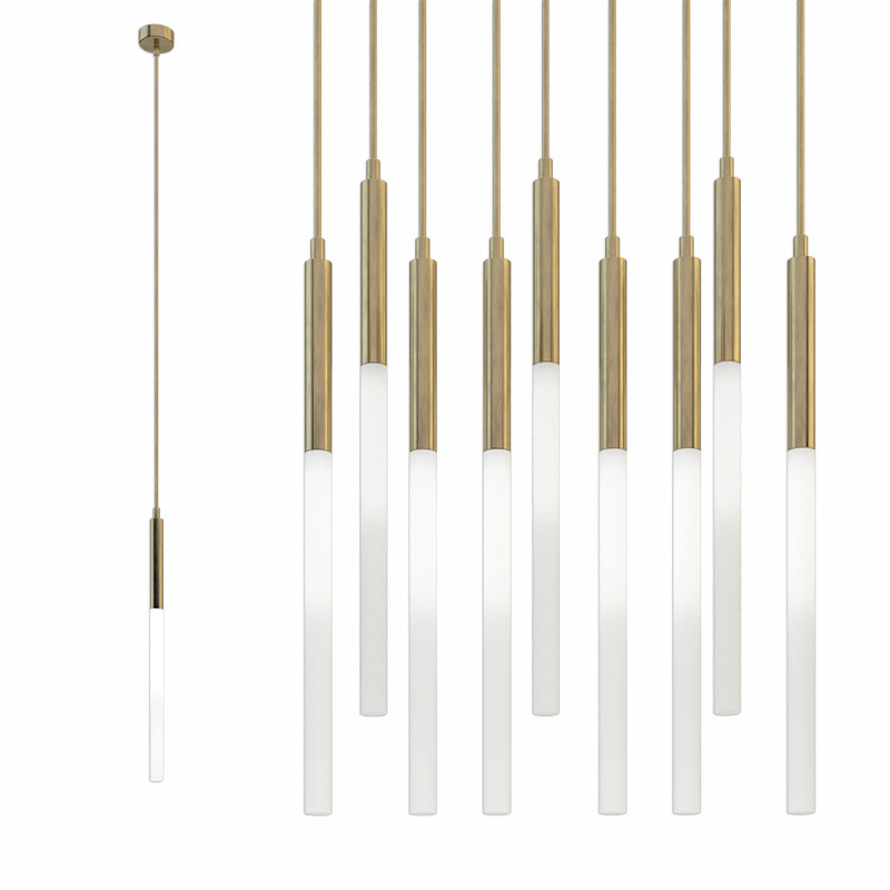 3D bentudesign suspension lamp 1 model