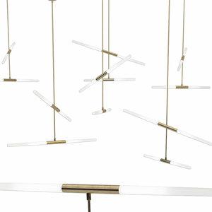 3D bentudesign suspension lamp 3