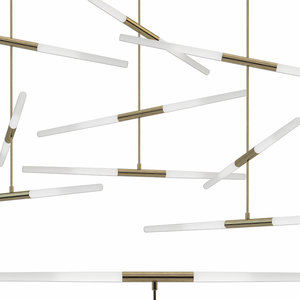 bentudesign suspension lamp 4 3D model