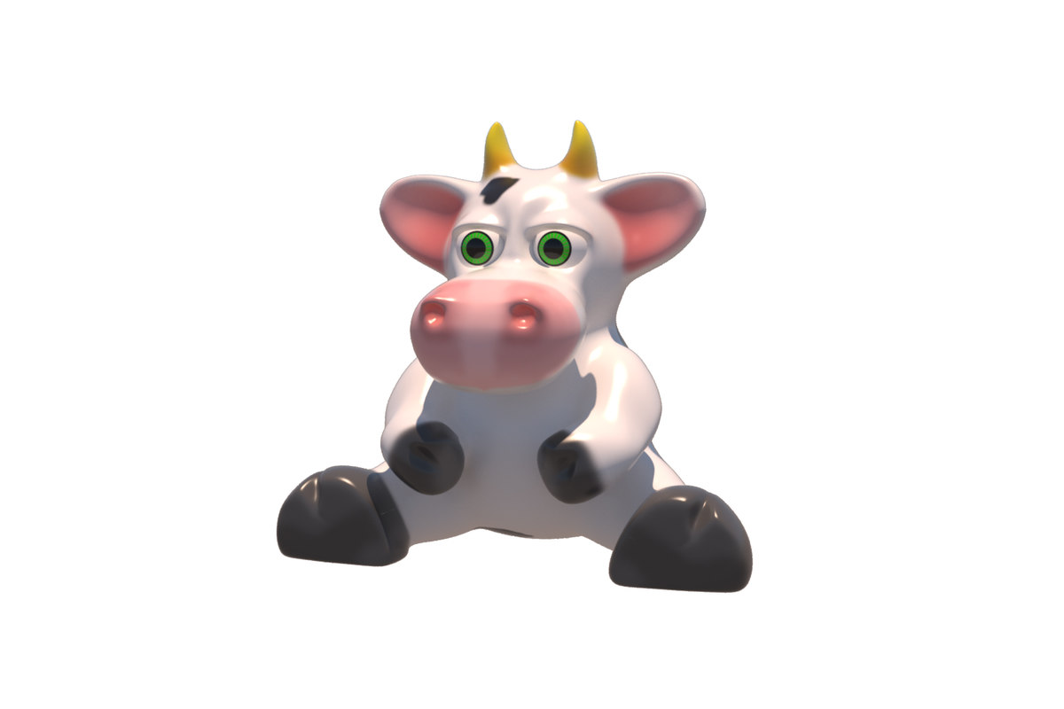cow 3D