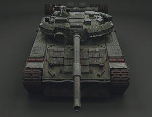 3D t-80bv bv t