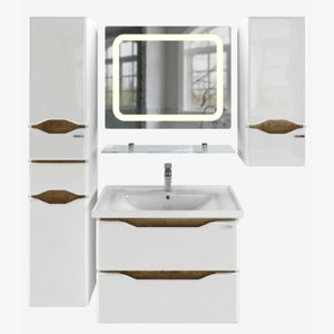 3D bathroom furniture liga air