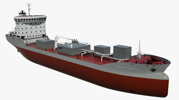 carrier cement trader model