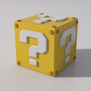 videogame mistery video 3D model