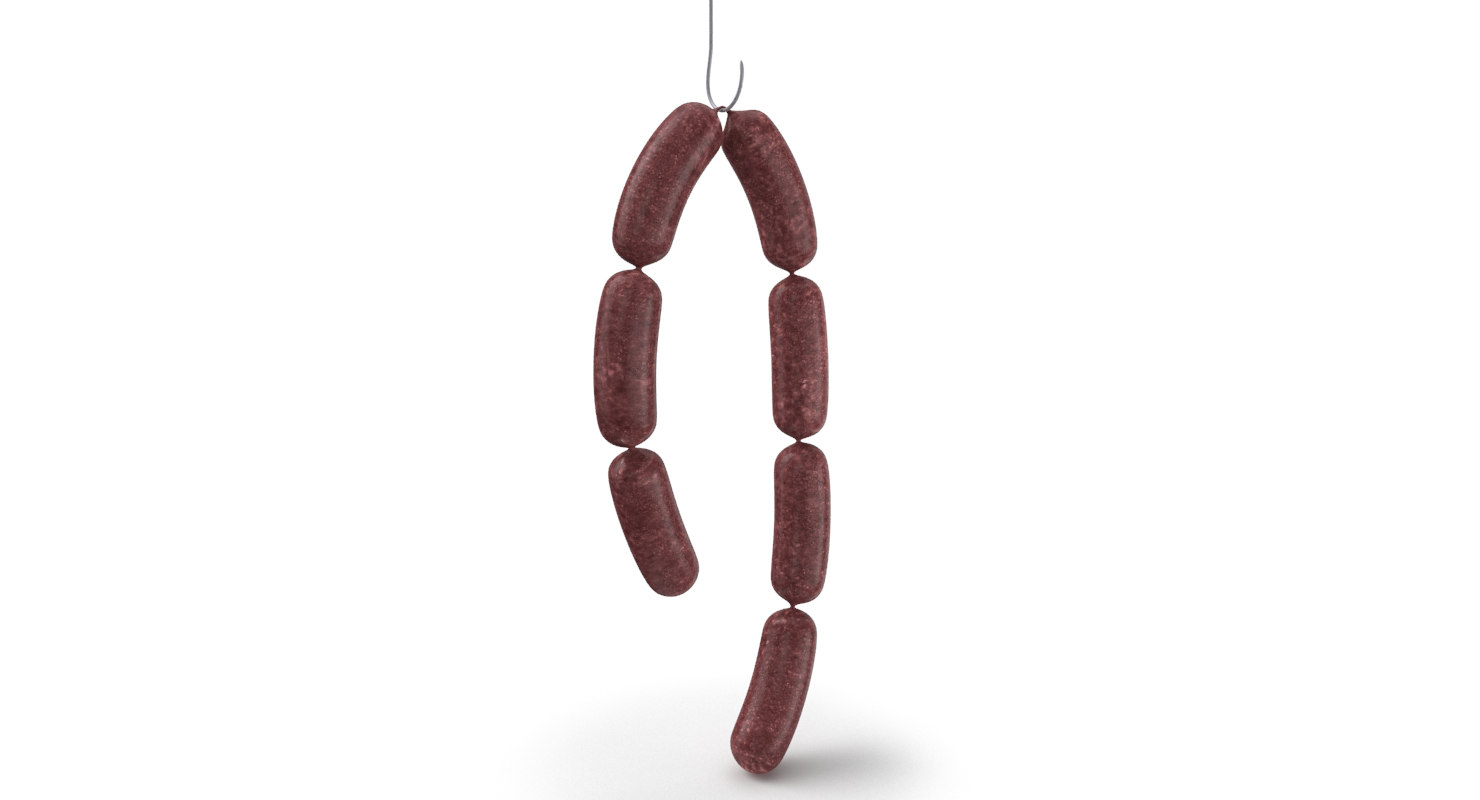 sausages hook model
