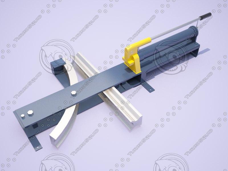 tube bender model