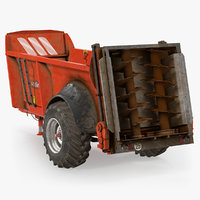 spreader sodimac rafal 3300 3D model