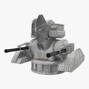 3D modern naval air defence