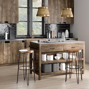 kitchen 1 model