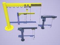 Jib Cranes Pack