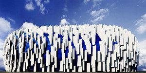 modern building 3D