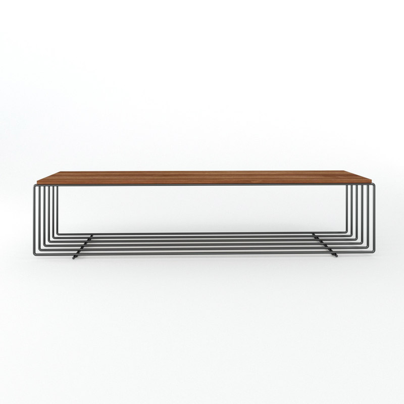 3D fence table