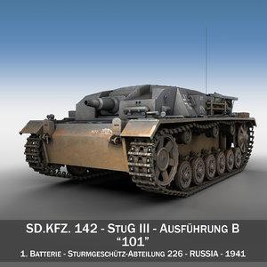 3D - stug abt 226
