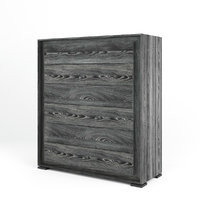 chest drawers d 3D model