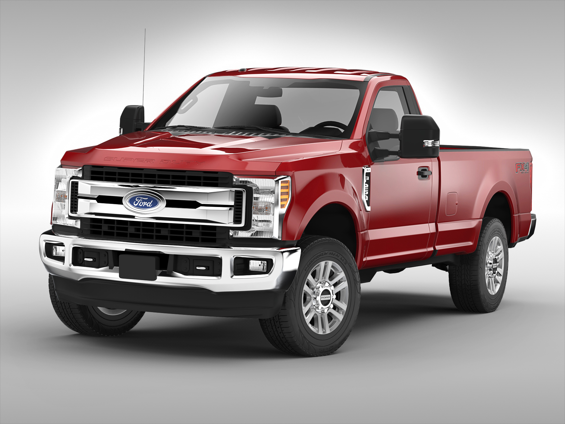 F250 Super Cab >> Ford F250 Super Duty Regular Cab 2017