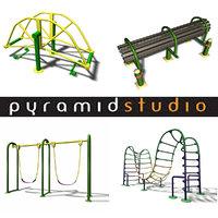 3D swing play