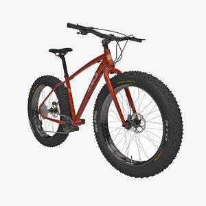 fatbike 29 3D model