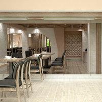 Restaurant Interior 05