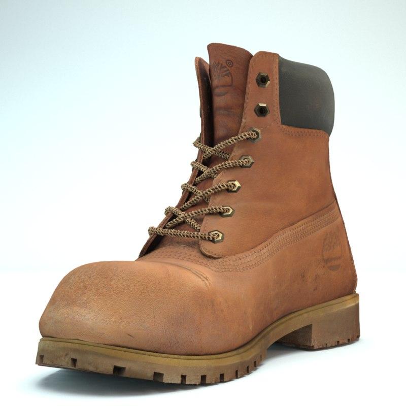 boots 3D