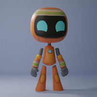 Cute Robots: Robin