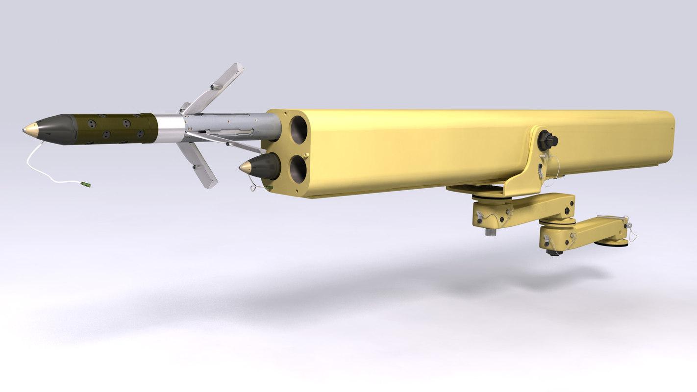 fletcher rocket launcher model