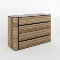 3D model chest drawers dovea