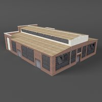warehouse building games model