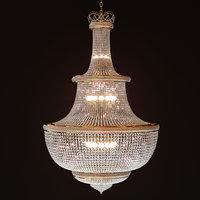 chandelier dio 120 3D model