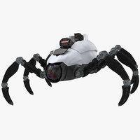 sci-fi spider model