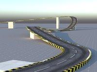 Circuit Track Road